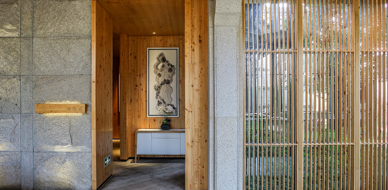 The Guigu Spa Pavilion In Fuzhou China By Lin Kaixin Design